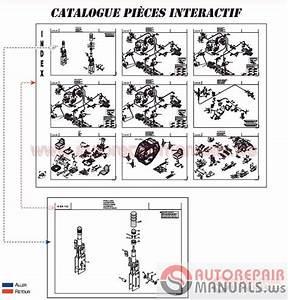 Auto Repair Manuals  Manitou All Model Full Shop Manual Dvd