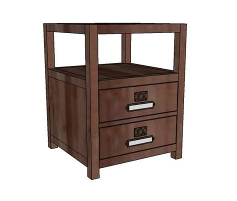 tables featuring  drawers   large open top