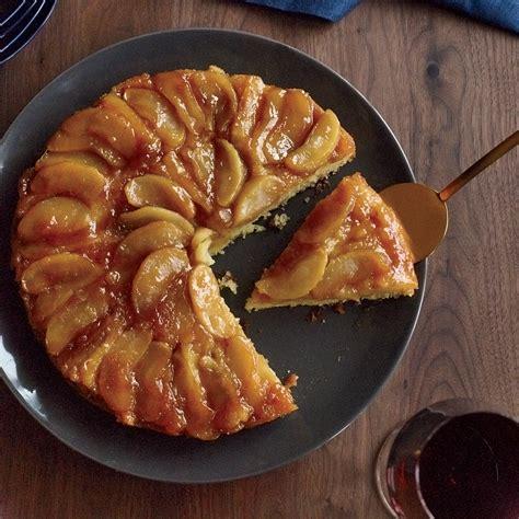 apple desserts maple apple upside down cake recipe joanne chang food wine