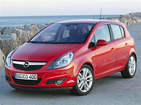 Opel Corsa 2006, 2007, 2008, 2009, 2010, хэтчбек, 4