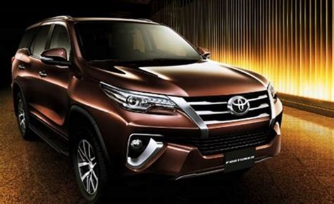 2019 Toyota Fortuner Review Price  Toyota Specs And