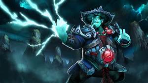 Dota 2, Storm Spirit, Electricity, Valve Wallpapers HD ...