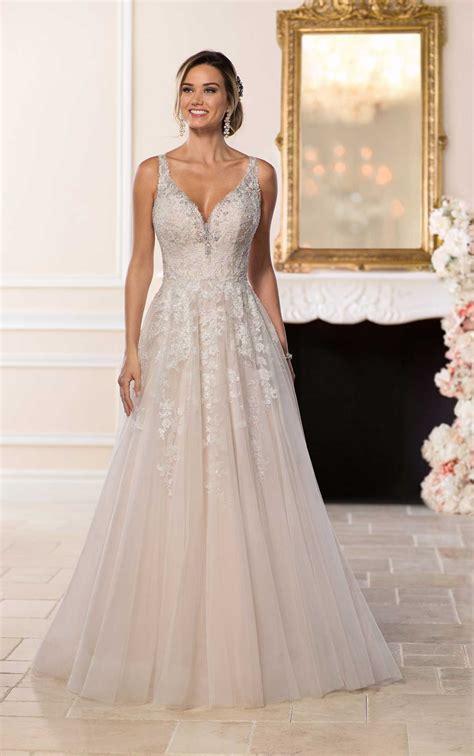 Affordable Romantic Wedding Dress Stella York Wedding Gowns