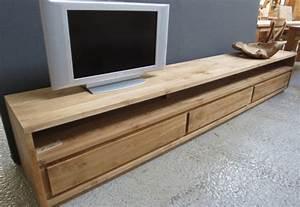 Schiebegardine 300 Cm Lang : teakhuys teakmeubelen tv meubelen tv meubel 300 grey brushed ~ Markanthonyermac.com Haus und Dekorationen