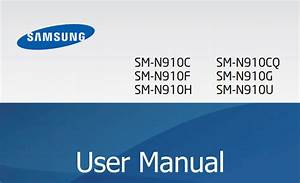 New Owner U0026 39 S Manual For Samsung Galaxy Note 4 Updated With