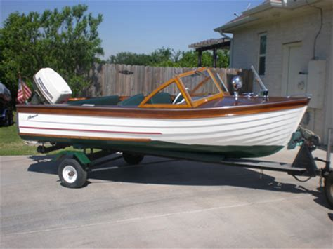 Thompson Wooden Boats For Sale by Product
