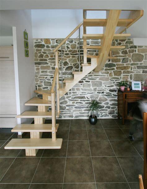 escalier bois m 233 tal