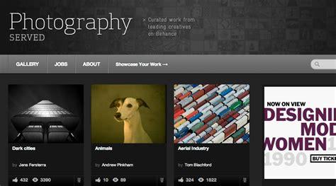 Top 10 Best Photography Websites For Inspiration Filtergrade