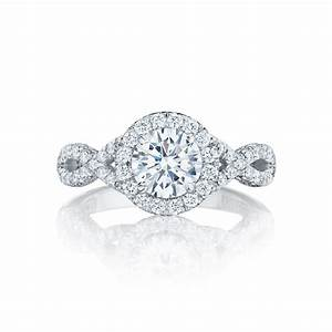 petite crescent tacori engagement ring dk gems With best wedding ring store