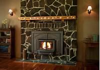 inspiring rustic fireplace mantel Awe-Inspiring-Fireplace-Mantel-Shelf-decorating-ideas-for-Living-Room-Rustic-design-ideas-with ...