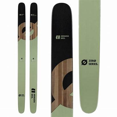 Armada Arg Skis Ii Powder Ski Twin