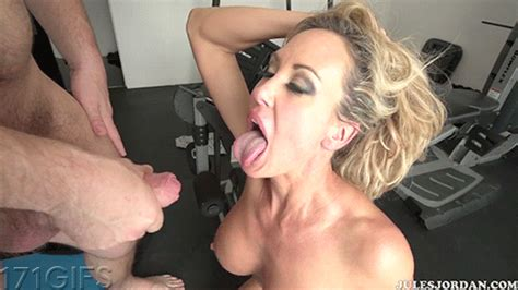 Brandi Love Cumshot  Nuckingfuts