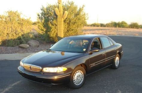 2001 Buick Century Transmission by Buy Used 2001 Buick Century In Apache Junction Arizona