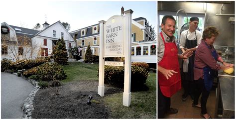white barn inn bed breakfast cooking lesson take a culinary class at