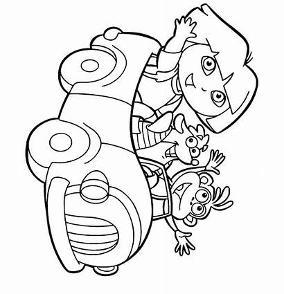 Coloring Pages Printable Kid Sheets Children Colouring