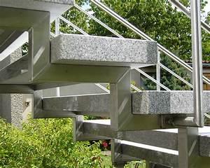 Treppe 3 Stufen Aussen : granit individuell ~ Frokenaadalensverden.com Haus und Dekorationen