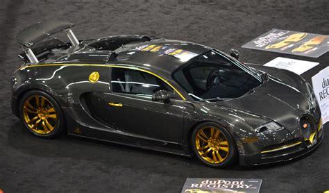 Manny Khoshbin's Bugatti Mansory Linea Vincero D'oro For Sale