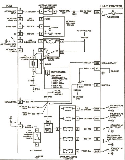 1994 Cadillac Wire Diagram by I Need A Wiring Schematic For A 1994 Cadillac Fleetwood A
