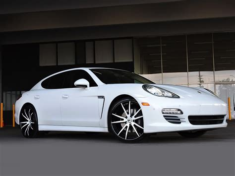 panamera porsche white white on white porsche panamera by wheel service