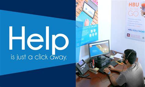Fafsa Help Desk Contact by Hbu Help Desk Information Technology Services Its