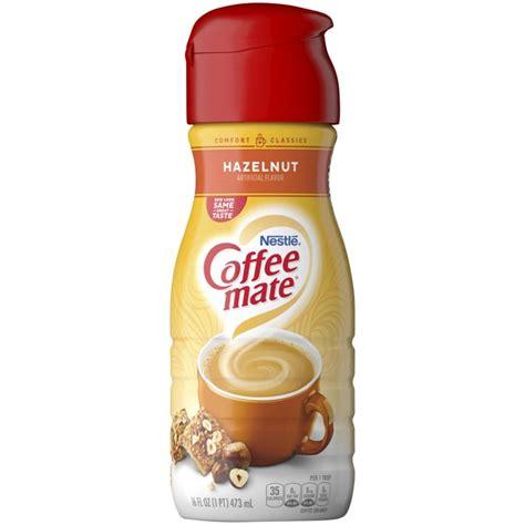 Prymal sugar free coffee creamer. COFFEE MATE Hazelnut Liquid Coffee Creamer, 16 Fl. Oz ...