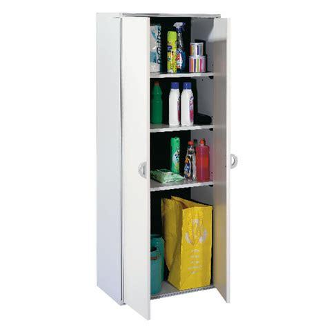 rangement en acrylique pas cher armoire haute en r 233 sine 2 portes maison fut 233 e