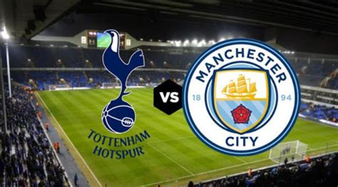 Tottenham vs Manchester City Of The Europe – Champions ...