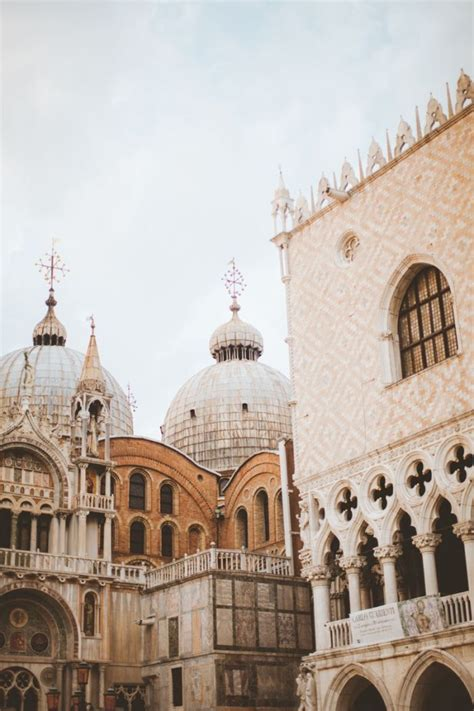 Stone Architecture Of Venice Italy Dreaming Of Other