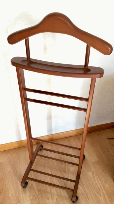 Bedroom Clothes by Bedroom Clothes Stand Valet Wood Cherry Range Catawiki
