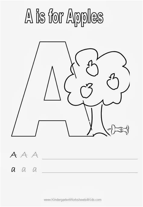 Handwriting Kindergarten Worksheets | Hand Writing