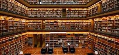 Magnificent Libraries Going Around Minimalist Srishti Saha