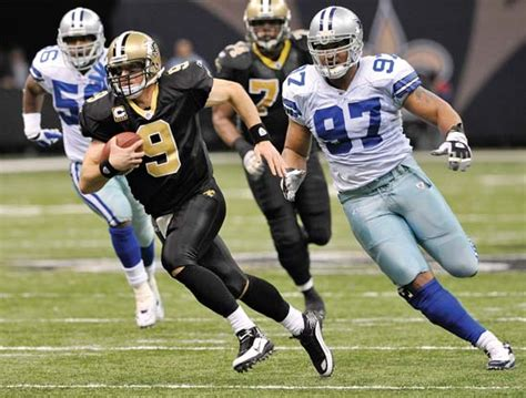 orleans saints history notable players