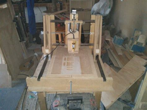 build cnc router arduino wooden machinist tool chest