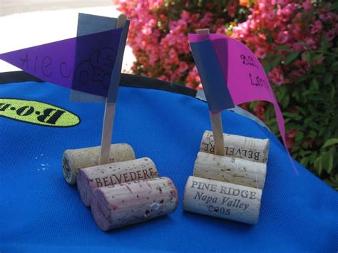 Wine Cork Boat Craft by 25 Best Images About Boat Crafts On