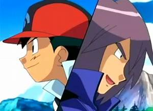 Pokemon Ash And Gary Kiss Images | Pokemon Images