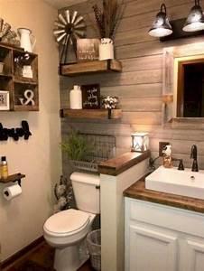 40, Awesome, Modern, Rustic, Bathroom, Ideas