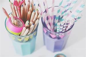 Pot A Crayon : diy pot crayon so fresh poulette magique ~ Teatrodelosmanantiales.com Idées de Décoration