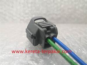 Chevrolet Optra Plug Coil Socket Connector 2 Pin Wire Harness