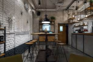 Are Bars Out Of Style by Industrial Design Style Find Out This Bar Restaurant In