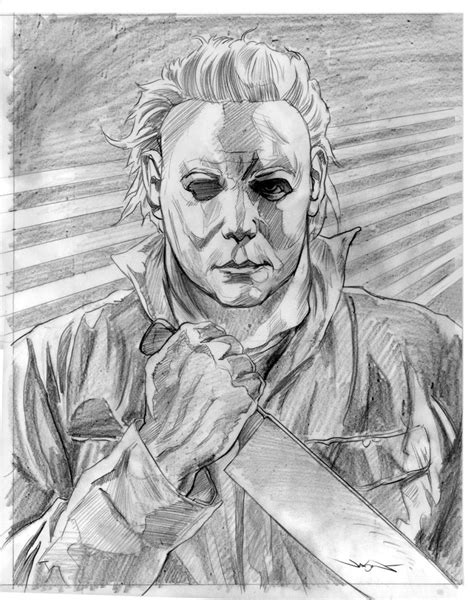 Best Jason Drawings Ideas And Images On Bing Find What Youll Love