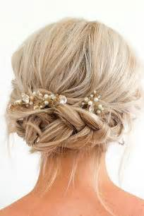 amazing prom hairstyles  short hair  hair boho wedding hair wedding hairstyles