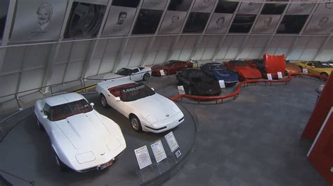 Corvette Museum Sinkhole Size by National Corvette Museum Sinkhole Zero To 60 Times