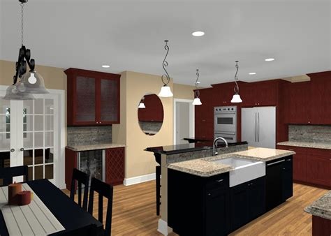 Kitchen Design Layout Ideas For Small Kitchens - different island shapes for kitchen designs and remodeling