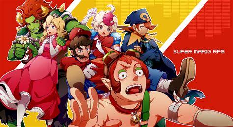 Geno Super Mario Rpg Zerochan Anime Image Board