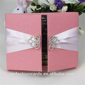2015 luxury unique wedding invitation box with brooch With wedding invitation cards in a box