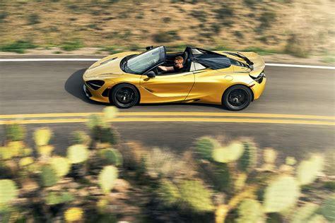 Gambar Mobil Mclaren 720s Spider by Mclaren 720s Spider Leichtgewichtiges Goldst 252 Ck