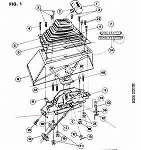 Hurst V Matic Shifter Info