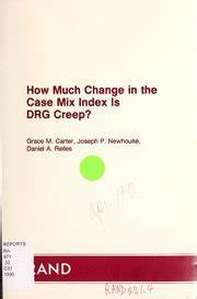 Case Mix Index Berechnen : the medicare case mix index increase medical practice changes aging and drg creep carter ~ Themetempest.com Abrechnung