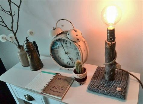Moderne Zweig Lampe Selber Bauen