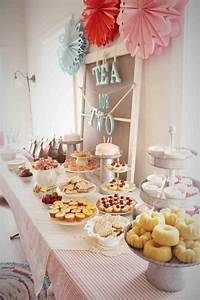 Tea for Two! A little girls tea party. | A Tea for Two ...